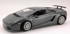 Lamborghini Gallardo Superleggera Silver 1:18 Model 50101S MONDO MOTORS