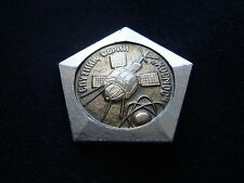 Soviet Russian Cosmos Space Pin Badge Icon Satellite series Kosmos