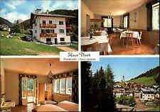 Welschnofen Südtirol Haus Plank color Cartolina Italiana Italien Italy AK ~1970
