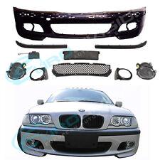 BMW 3 Series E46 M-Tech Style Front Bumper Bar Sedan MTECH 318 320 323 325 328