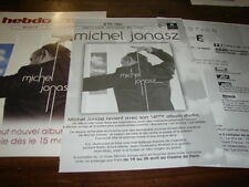 MICHEL JONASZ - LOT COLLECTOR 14EME ALBUM !!!!!!!!!