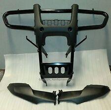 Honda TRX500 Foreman ATV Front Bumper + Guard Black 2007 2008 2009 2010 2011