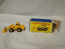 MATCHBOX SERIES NUMBER 69 HATRA TRACTOR SHOVEL A LESNEY PRODUCT