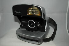 Polaroid Silver Express 600,uses impossible film, instant,time travel lomography