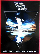 DAVID BOWIE - The Man Who Fell To Earth - Card #1 - Unstoppable Cards Ltd 2014