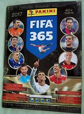 Chile Version Panini 2017 sticker album FIFA 365 soccer