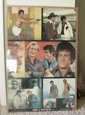 VINTAGE 1976 STARSKY & HUTCH POSTER SHRINK WRAPPED RARE GREAT GIFT IDEA MAN CAVE