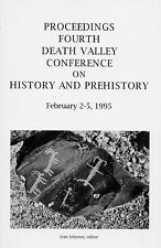 Burro liver & pancakes, one-armed atty, Crazy Henry: RARE Death Valley history