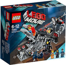 The LEGO Movie 70801 - Melting Room