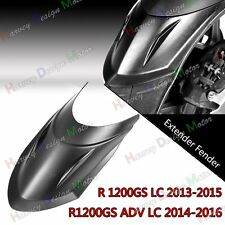 Adventure Front Fender Mudguard Wheel Hugger Extension For BMW R1200GS LC ADV