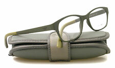 NEW Emporio Armani Eyeglasses EA 3017 Green 5123 EA3017 52mm
