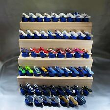 Pepsi Adidas Sneaker Bottle Cap Figures Miniature Model Shoe Lot of 53pc. Japan