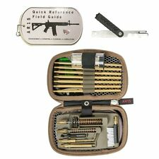 Real Avid AR15 Pro Pack Premium Maintenance Kit .223 .556 portable gun cleaning