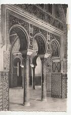 BF19180 sevilla real alcazar salon de embajadores spain  front/back image