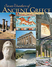 Seven Wonders of Ancient Greece (Seven Wonders),Michael Woods, Mary Woods,New Bo