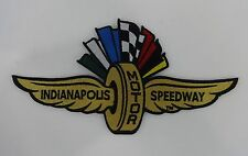 Indianapolis Motor Speedway Patch Indy 500 New IMS Lg
