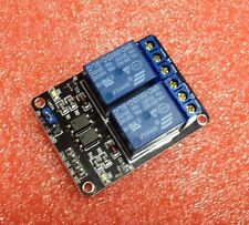 5V 2 Channel Relay Module With optocoupler For Arduino PIC AVR DSP ARM JHRG