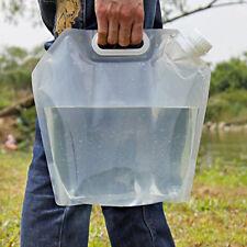5L Trinkblase Wasserbehälter Wasserblase Trink Sack Wasserbeutel Water Bag Klar