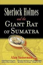 Sherlock Holmes and the Giant Rat of Sumatra-ExLibrary