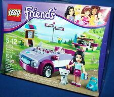 LEGO 41013 FRIENDS EMMA'S SPORTS CAR SET - NISB 159 pieces  age 5-12