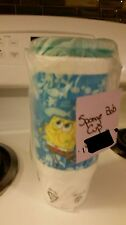 TUPPERWARE Thirstquake Sponge Bob Square Pants Tumbler Big Gulp 32 oz Cup