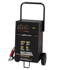 Schumacher Electric Automatic Battery Charger 6-12-Volt 40-Amp Car Powered New