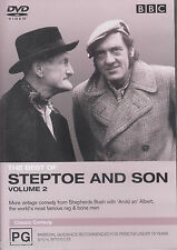 STEPTOE and SON Best Of - Volume 2 DVD R4 New