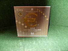 Italien 2012,Offizieller Kursmünzensatz (KMS) 2012,NEU,OVP!