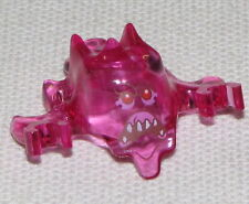 Lego New Trans-Dark Pink Ghost Busters Minifigure From Set 75827 Firehouse