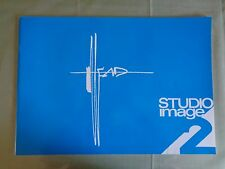 Syd Mead - Studio Image 2 Signed and dated by Syd Mead