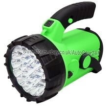23 LED Super Bright  Multi-Purpose Rechargeable Spotlight,Torch,Camping Work l