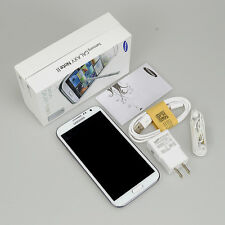 "Android Unlocked 5.5"" White Samsung Galaxy Note 2 3G GSM Smartphone 16GB GPS HOT"