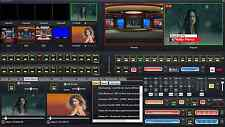 Video Live Broadcast Software Simcast Studio