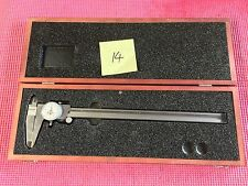 AMERICAN MADE STARRETT 12 Dial Caliper Model 120 ( Machinist Tools )