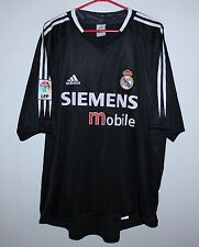 Real Madrid Spain away shirt 04/05 Adidas Size XL