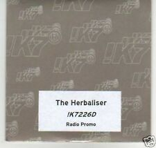 (K601) The Herbaliser, Clap Your Hands - DJ CD