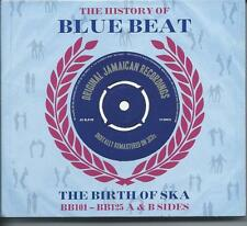 The History Of Blue Beat - The Birth Of Ska BB101-BB125 A & B Sides (3CD) NEW