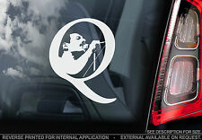 Queen - Car Window Sticker - Rock Band Music Sign Art Freddie Mercury - TYP2
