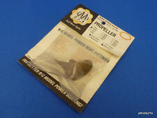 "(Octura 1650) Beryllium Propeller Pitch 1.6 Dia 50 3/16"" Shaft RC Boat Marine"