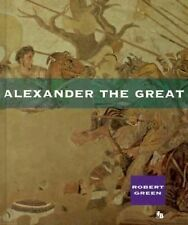 Alexander the Great (First Books--Ancient Biographies)-ExLibrary
