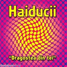 cdsingle HAIDUCII...DRAGOSTEA DIN TEI.......como nuevo....