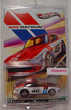 RLC Hot Wheels REDLINE CLUB Special Edition BRE DATSUN 240Z✰John Morton 46✰#4283