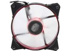 Cooler Master JetFlo 120 - POM Bearing 120mm Red LED High Performance Silent Fan
