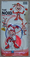 Domino's Pizza's Avoid The Noid Ring Toss Carded Toy Set 1989 Rare