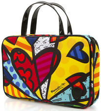 Britto A New Day Toiletry / Make Up Case Travel Packing Accessory