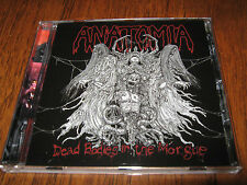 "ANATOMIA ""Dead Bodies in the Morgue"" CD autopsy coffins funebrarum"