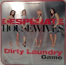 New Desperate Housewives Dirty Laundry Board Game N Tin 2005 Cardinal ABC Show