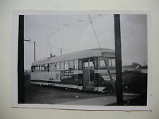 USA923 - 1940s ATLANTIC CITY TRANSIT Co - TRAM No208 Photo - NEW JERSEY USA