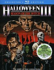 Halloween III: Season of the Witch (2012, REGION A Blu-ray New)