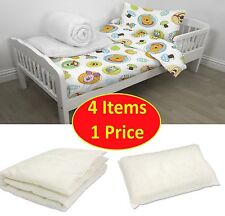 4 in 1-WINNIE THE POOH Foresta JUNIOR BAMBINO Bedding Bundle Set Copripiumino BOY GIRL
